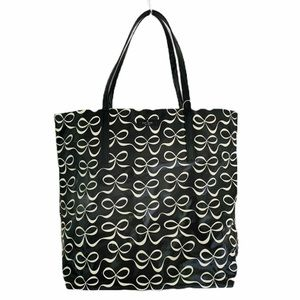 Kate Spade Ribbons Patent Leather Tote